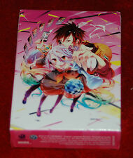 No Game, No Life Collector's Edition ANIME SET PLAYING CARDS NO DISC
