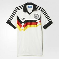 Adidas Retro West Germany World Cup Italia '90 Style T-shirt - L