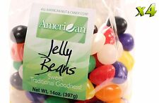 56oz Gourmet Style Bags of Chew Assorted Jelly Beans [3 1/2 lbs.]