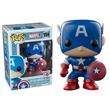 Marvel Pop! Vinyl Figure - Captain America with Photon Shield  *BRAND NEW*
