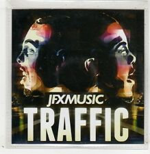 (GB474) JFX Music, Traffic - 2013 DJ CD