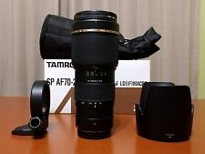 Tamron SP A001 70-200mm f/2.8 LD AF IF Di Lens For For Canon