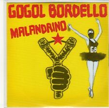 (EQ464) Gogol Bordello, Malandrino - DJ CD