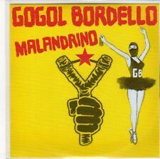 (EQ464) Gogol Bordello, Malandrino - DJ CD