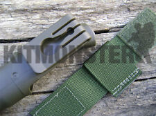 Olive Green Velcro Belt Loop for Mora Frost Clipper Knife Bushcraft Survival