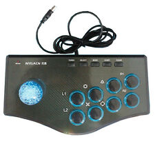 Arcade Fighting Joystick USB Gaming Controller Gamepad For PC/ PS3 /Android