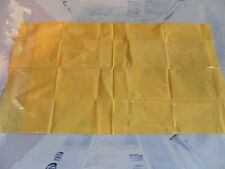 Sick Vomit Travel Sickness Bags - Yellow Disposable - Quantity 10 Loose