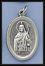 St Saint  JUDE  Devotional Medal Catholic Desperate situations, lost causes