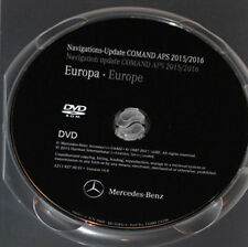 Mercedes Benz Navigations Europa DVD Comand APS 2015/2016 - 2017 NTG 1 Grün