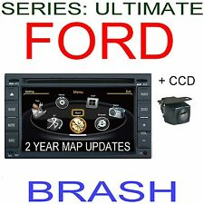 FORD EXPLORER OFF ROAD GPS DVD NAVIGATION ANDROID AM/FM STACKER & CCD CAMERA