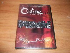 Green Mosquito One Life Project What Would You Do For One Life? (DVD 2004) NEW