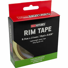 Stans NO TUBES rim tape 21mm, 25mm or 27mm