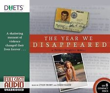 The Year We Disappeared : A Father-Daughter Memoir by Cylin Busby and John...