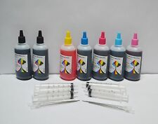 UV Resistant 700ml Bulk refill ink for HP 02 C8150 C8180 D7160 D6160 D7155 NY