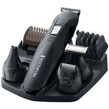 Remington PG6030 Edge ALL IN ONE Personal Groomer Kit Shaver/Trimmer Cordless