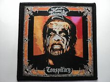 KING DIAMOND WOVEN PATCH