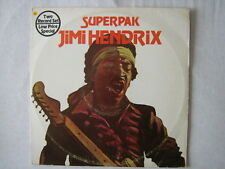 JIMI HENDRIX DOUBLE 33 TOURS USA SUPERPAK