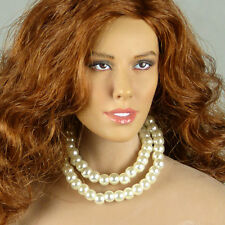 1/6 Scale Phicen, Hot Toys, Kumik, NT - Female Double Wrap White Pearl Necklace