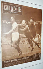 MIROIR SPRINT N°124 1948 FOOTBALL FRANCE-BELGIQUE CYCLISME VEL D'HIV CERDAN