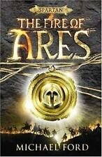 The Fire of Ares : Spartan Quest by Michael Curtis Ford (2008, Hardcover)