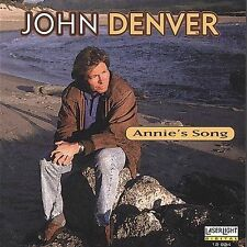 Annie's Song by John Denver (CD, May-1996, Laserligh...