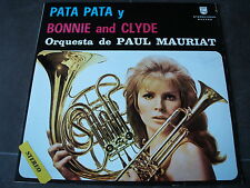 pata pata y  paul mauriat  south american / colombian pressing lp latin salsa