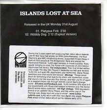 (AA92) Islands Lost At Sea, Platypus Fink - DJ CD