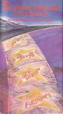 SLIPPING THROUGH THE CRACKS Sky Saxon The Fuzztones The Droogs Booklet RARE VHS