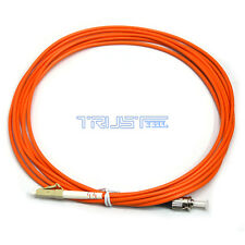 ST/ UPC-LC / UPC fiber 10 inches patch cord jumper cable,Single core 3m