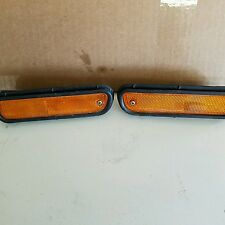 97-01 Prelude OEM front bumper side markers reflector lights STOCK factory x2