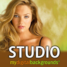 Studio Digital Backgrounds Backdrops Templates for Photography Greenscreen