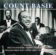 COUNT BASIE : ONE O'CLOCK JUMP / CD (JAVELIN HADCD 175) - NEUWERTIG
