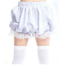 Lolita Cosplay Lace Pumpkin Bubble Bloomer Shorts Under Pants Safety Shorts I