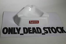 SUPREME CERAMIC ASHTRAY ACCESSORIES CENDRIER METAL DECK LAST SUPPER RUG GLASS