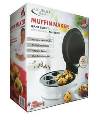 "DAS ORIGINAL AUS DEM TV: ""Gourmet Maxx"" Muffin Maker TOP 