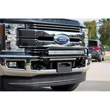 FITS 2017 Ford 6.7L Diesel N-FAB OFF-ROAD LED LIGHT BAR MOUNT GLOSS BLACK.