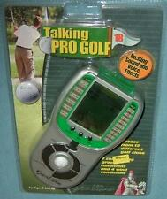 NIP TALKING PRO GOLF GAME~~1 OR 2 PLAYERS--SEE WHAT FUN YOU CAN HAVE!!