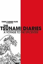 THE TSUNAMI DIARIES - A VOYAGE TO THE EPICENTER DVD NEW IN PACK