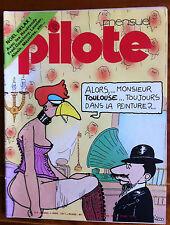 Pilote n° 31; Noël Relax avec les révérends, Fred, Goscinny, Lauzier, Alexis,...