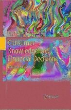 Consumer Knowledge and Financial Decisions: Lifespan Perspectives (Int-ExLibrary