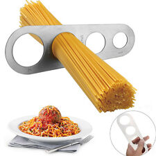 UK Acier Inoxydable Spaghetti Pasta Noodle Mesure cycles cook Cuisine Outils