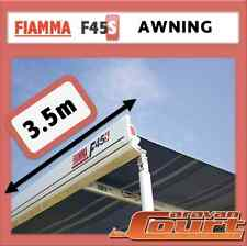 NEW FIAMMA F45S 3.5M 350 WIND OUT AWNING ANNEX FOR CARAVANS MOTORHOMES & VANS