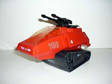 GI JOE SMS Action Figure Vehicle Cobra Hiss Tank SEARS EXCLUSIVE / COMPLETE 1985