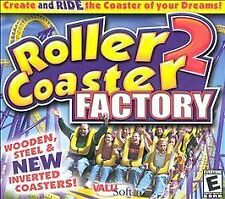 Roller Coaster Factory 2 (PC, 2002)