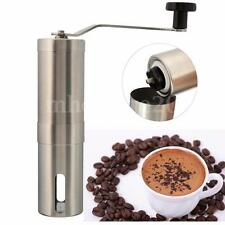 Stainless Mill Steel Manual Coffee Bean Grinder Kitchen Hand Grinding Tool