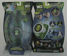 BEN 10 Ultimate Omnitrix Watch wz Light & Sounds IC46A