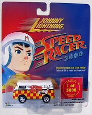 JOHNNY LIGHTNING SPEED RACER RACE TEAM 60's VW VAN 1/5000 FULLGRID EXCLUSIVE