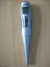 Thermometer For WineTechnoline WS 1006 Matt Silver Effect Bar Graph Display New