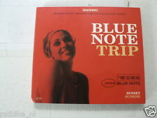 CD BLUE NOTE TRIP SUNSET SUNRISE DOPPEL CD FINEST JAZZ SINCE 1939 EMI