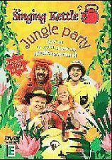 Singing Kettle - Jungle Party (DVD GENUINE UK RELEASE)